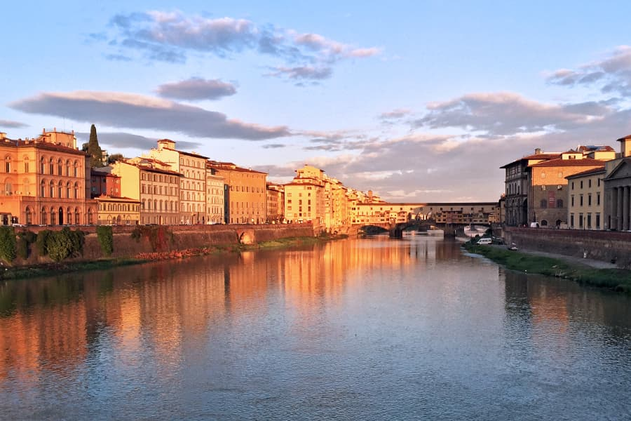 Living in Florence, Italy :: Embracing the hope of a new day