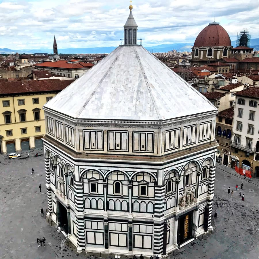 Living in Florence, Italy :: Battistero di San Giovanni