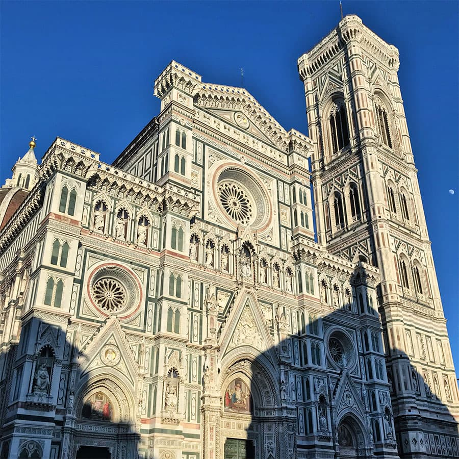Living in Florence, Italy :: Piazza San Giovanni