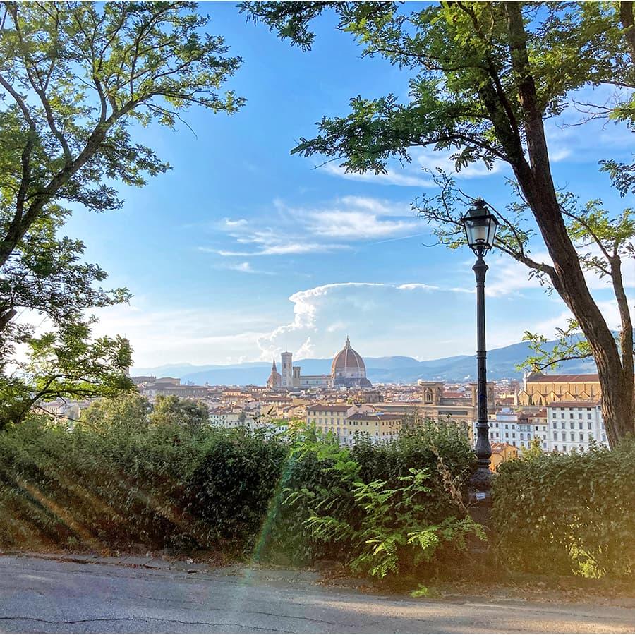 Living in Florence, Italy :: Fontane delle Rampe del Poggi