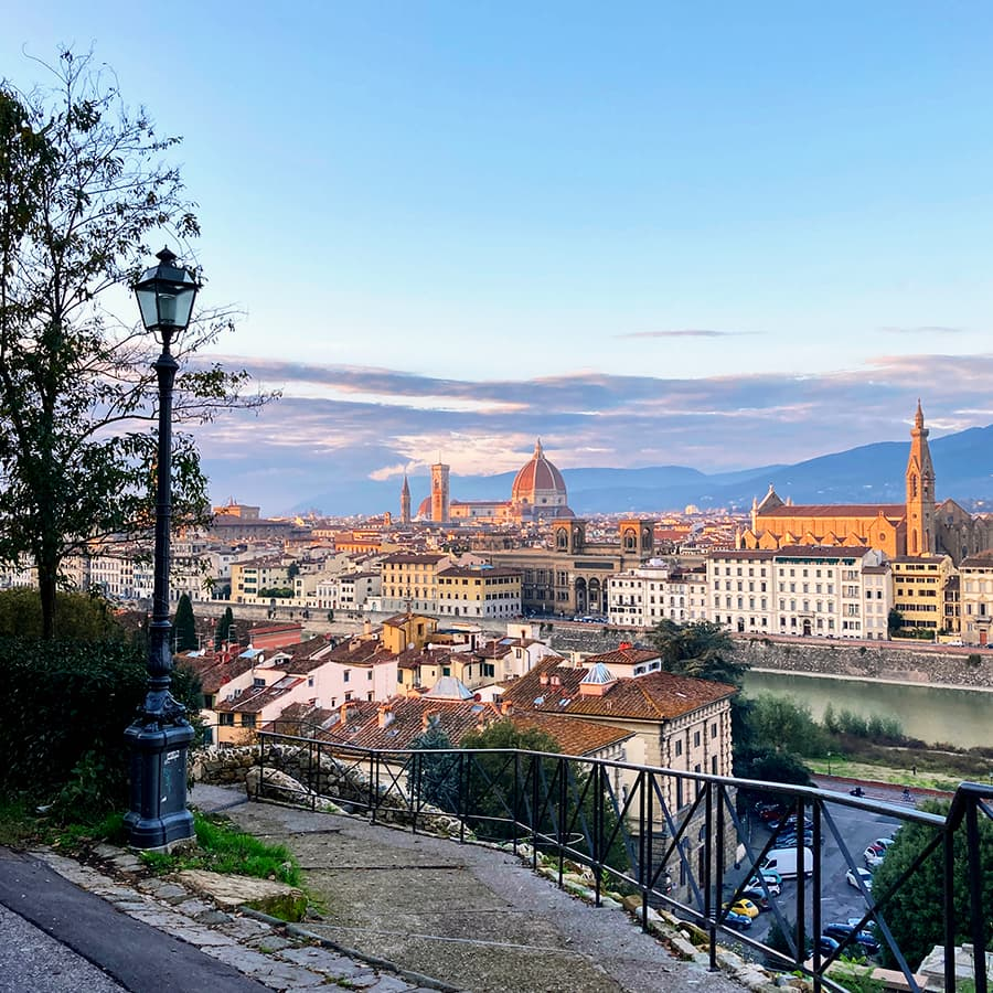 Living in Florence, Italy :: Fontana delle Rampe del Poggi