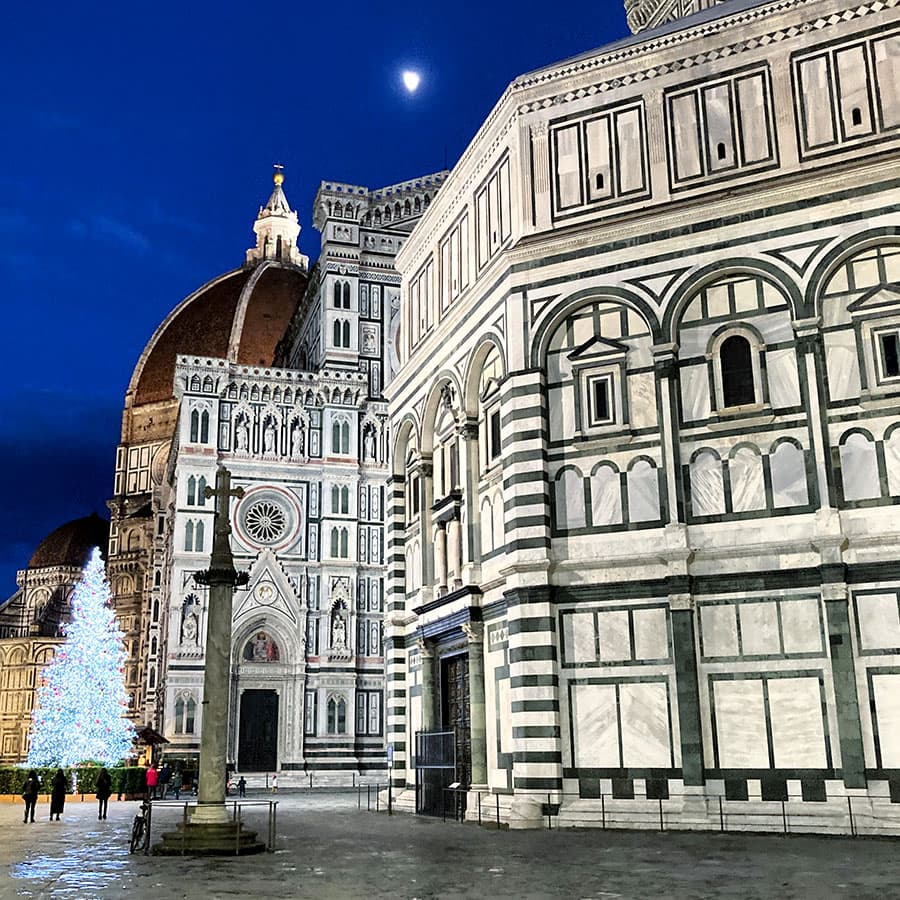 Living in Florence, Italy :: Piazza di San Giovanni