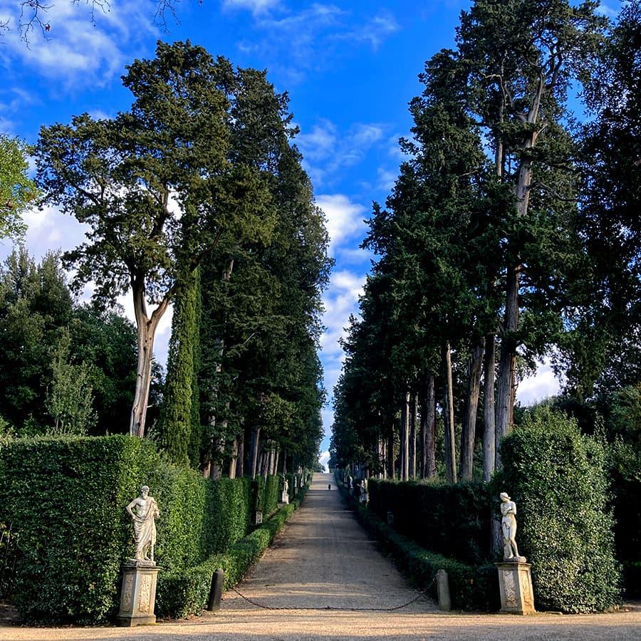 Living in Florence, Italy :: Giardino di Boboli