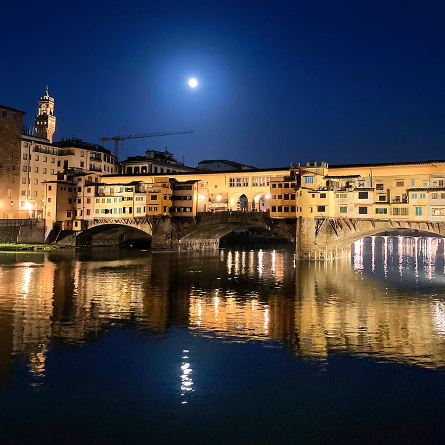 Living in Florence, Italy :: Ponte Vecchio