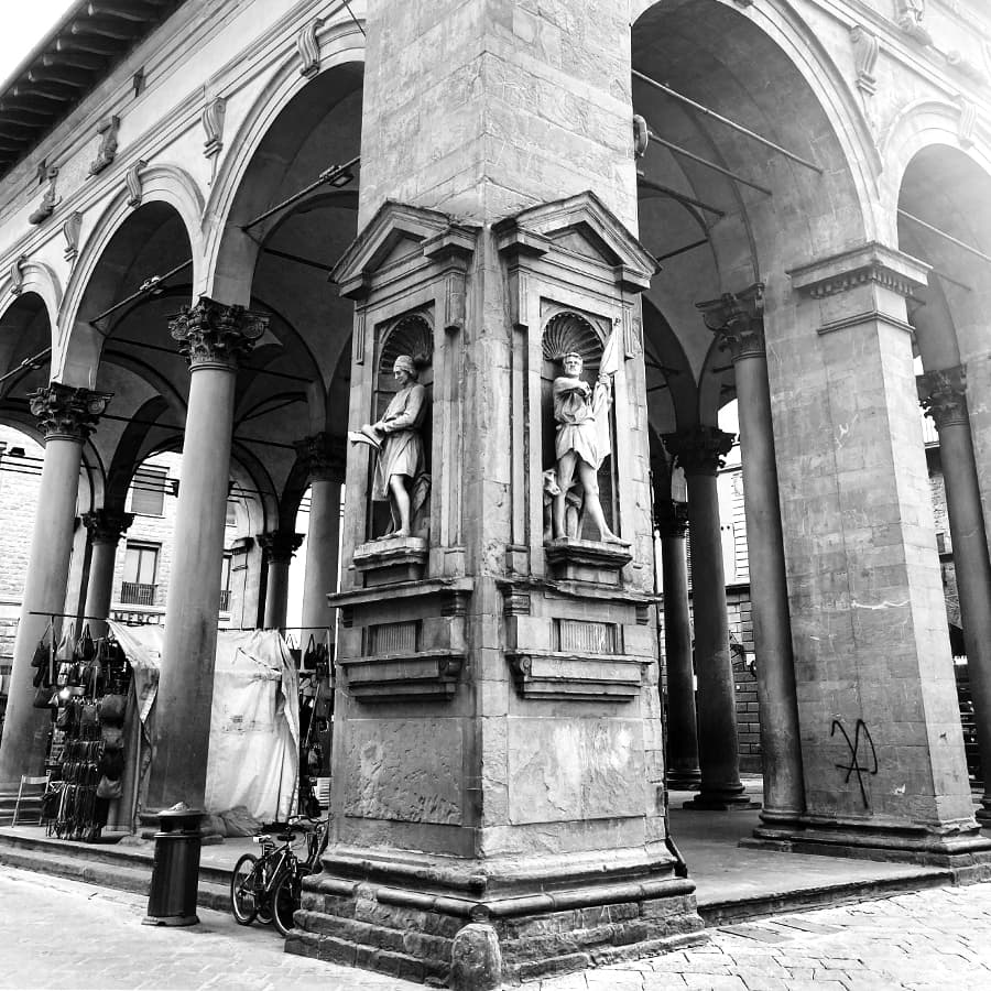 Living in Florence, Italy :: Mercato del Porcellino