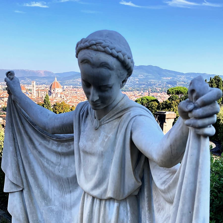 Living in Florence, Italy :: San Miniato al Monte