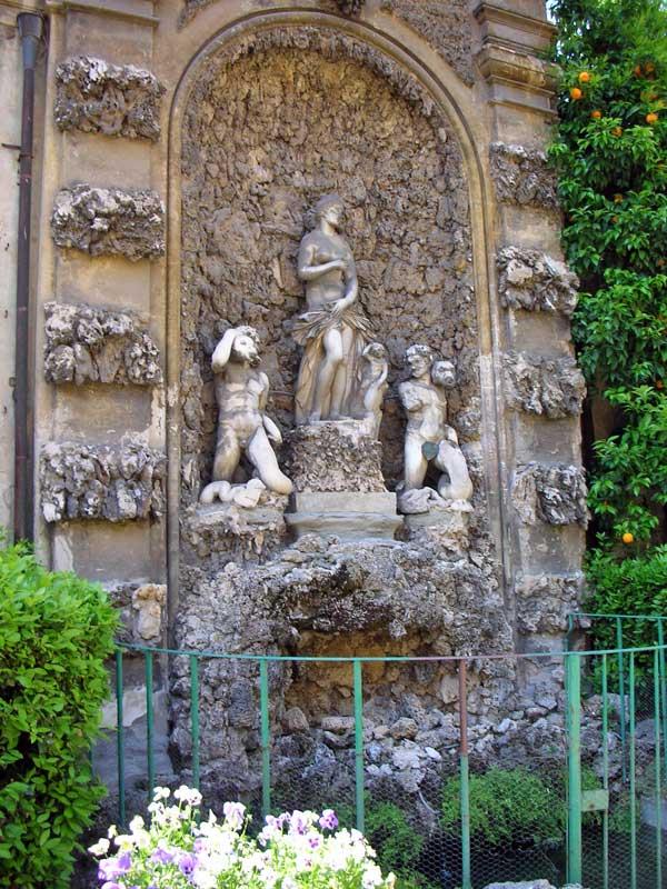 Living in Florence :: Giardini e cortili aperti a tutti