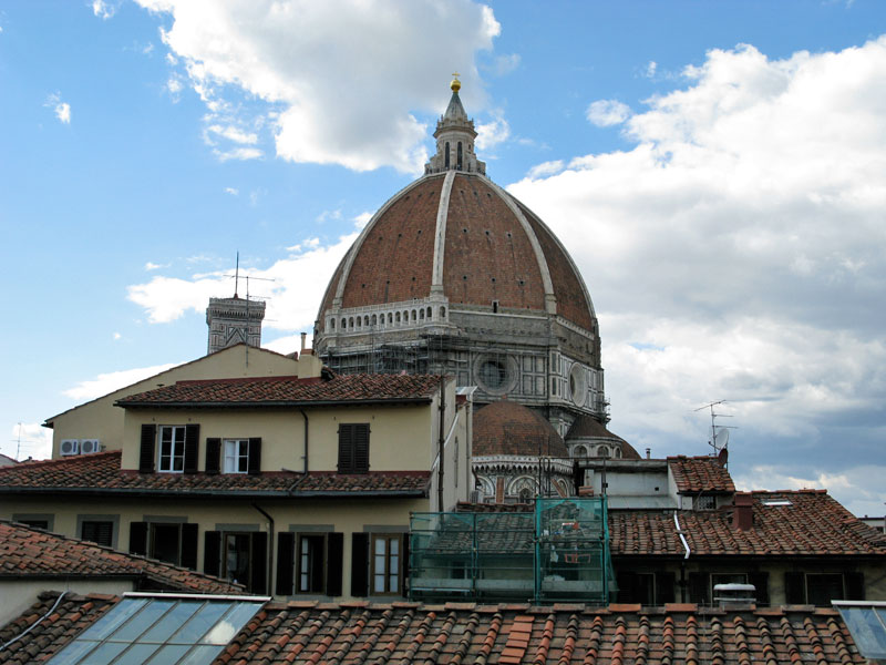 Living In Florence Biblioteca Delle Oblate