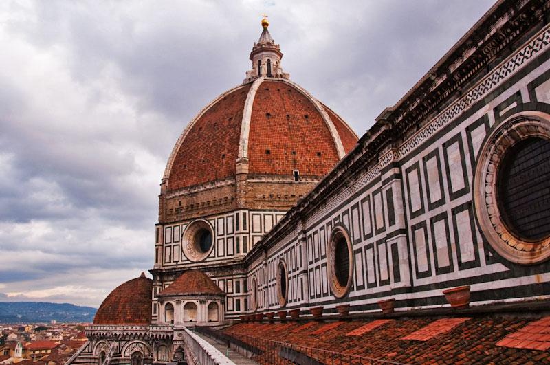 Living In Florence Terrazze Del Duomo