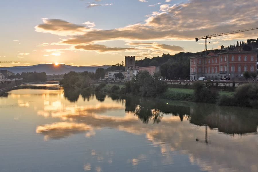 Living in Florence - Embracing the hope of a new day