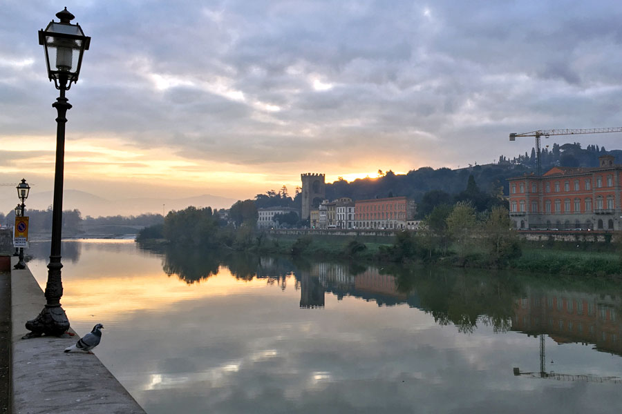 Living in Florence - Taking the time to cultivate joy