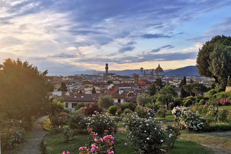 Living in Florence - Letting Florence lead the way