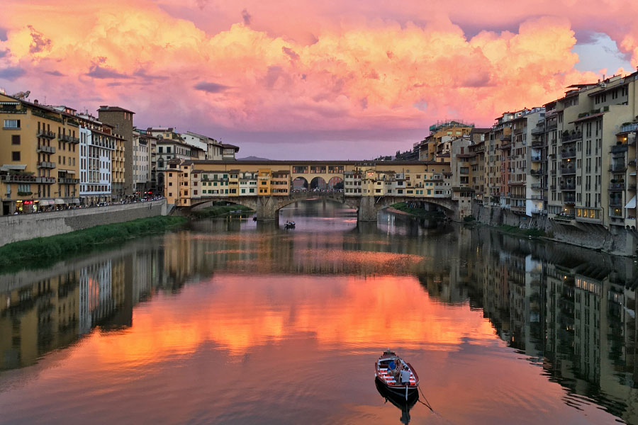 Living in Florence - Opening up to Florence's beauty