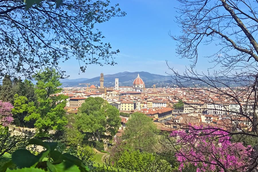 Living in Florence - Florence radiates love