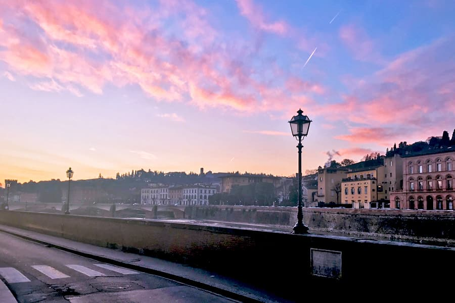 Living in Florence - My heart expands in Florence