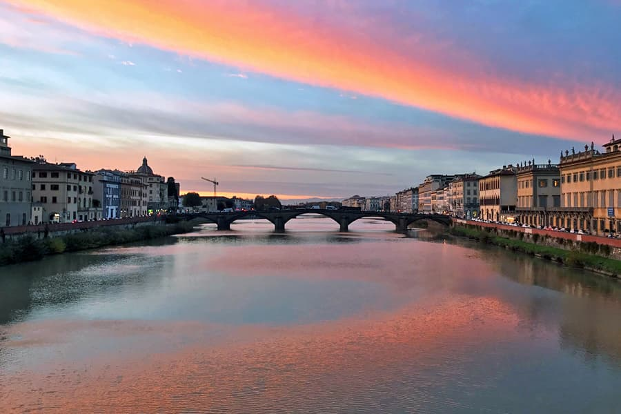 Living in Florence - Florence emanates love