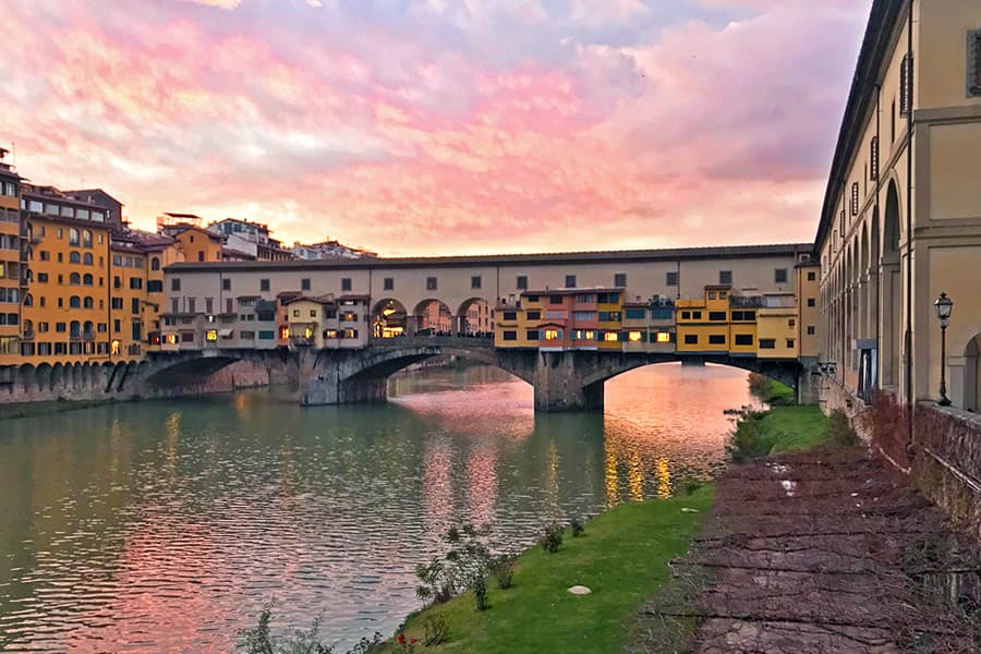 Living in Florence - Florence is my greatest inspiration