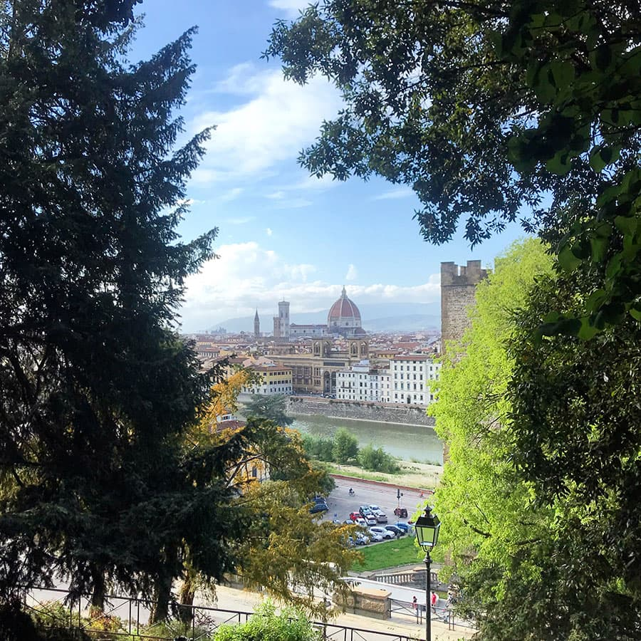 Living in Florence - Florence slowly coming back to life