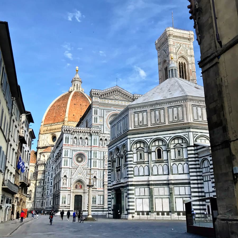 Living in Florence - The beginning of Florence's reawakening