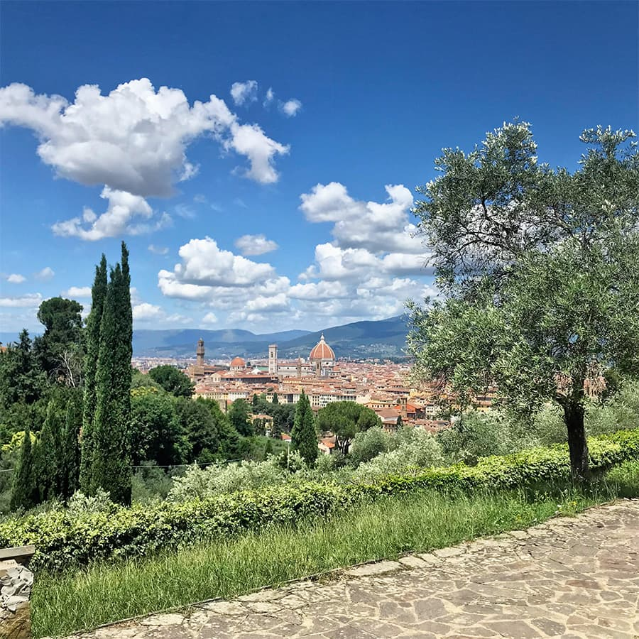 Living in Florence - Perceiving beauty is an act of love