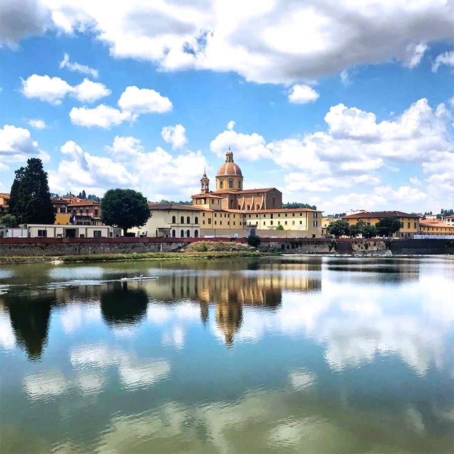 Living in Florence - Seeking beauty through the eyes of my heart