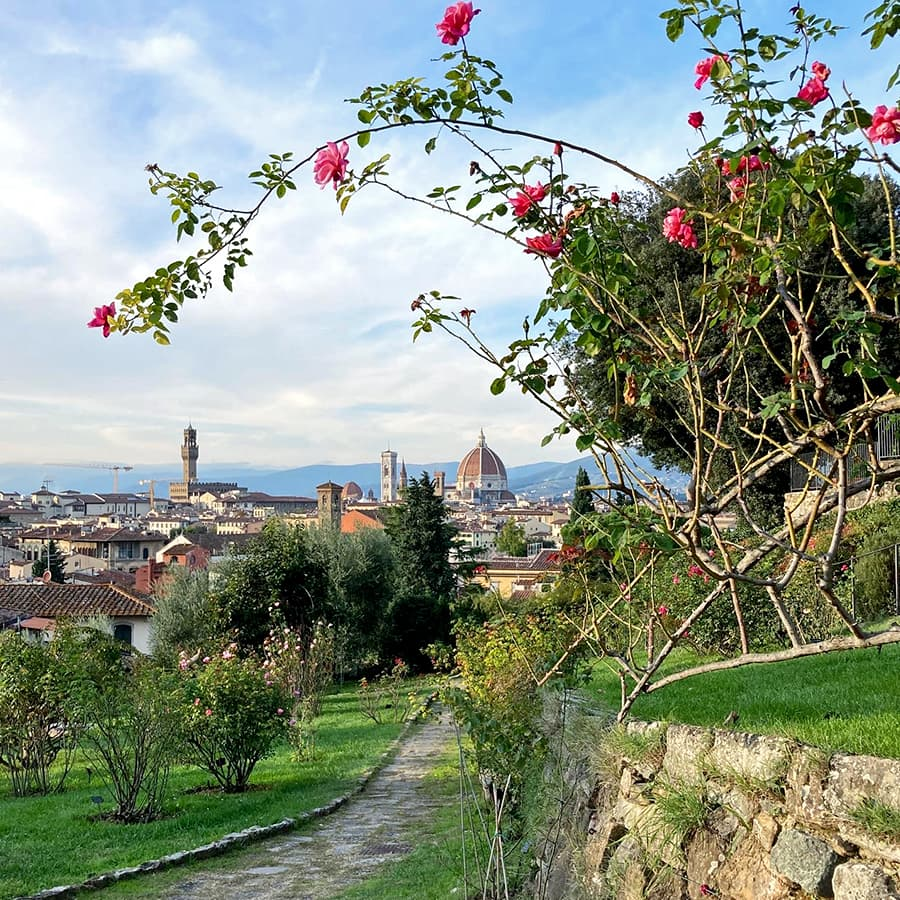 Living in Florence :: Enchanted by Florence in autumn