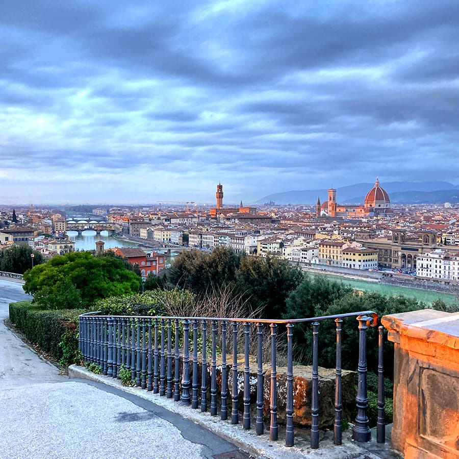 Living in Florence :: To love Florence is to embrace her entirely