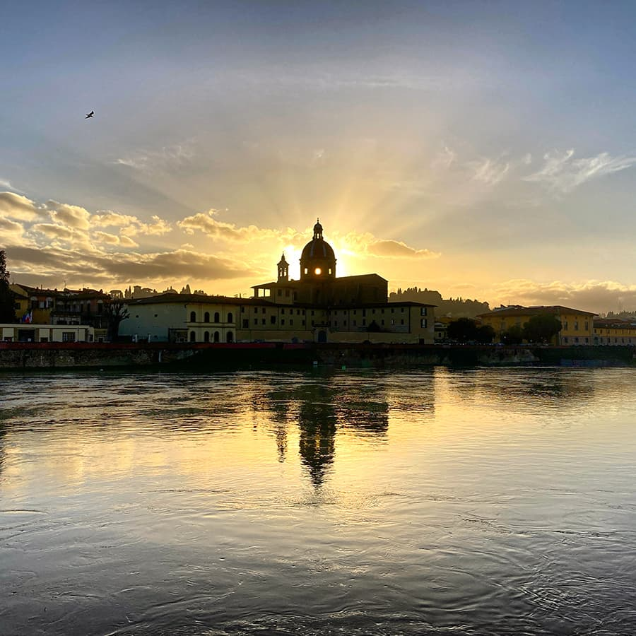 Living in Florence :: To be present is to be in love