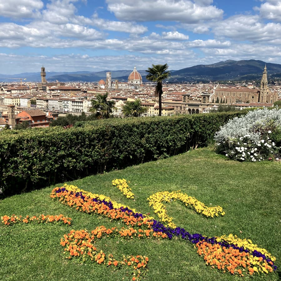 Living in Florence :: Springtime in Florence