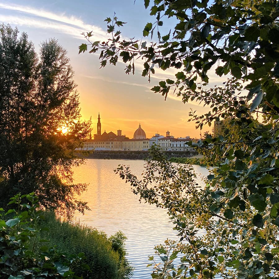 Living in Florence :: Summers are made for savoring Florence