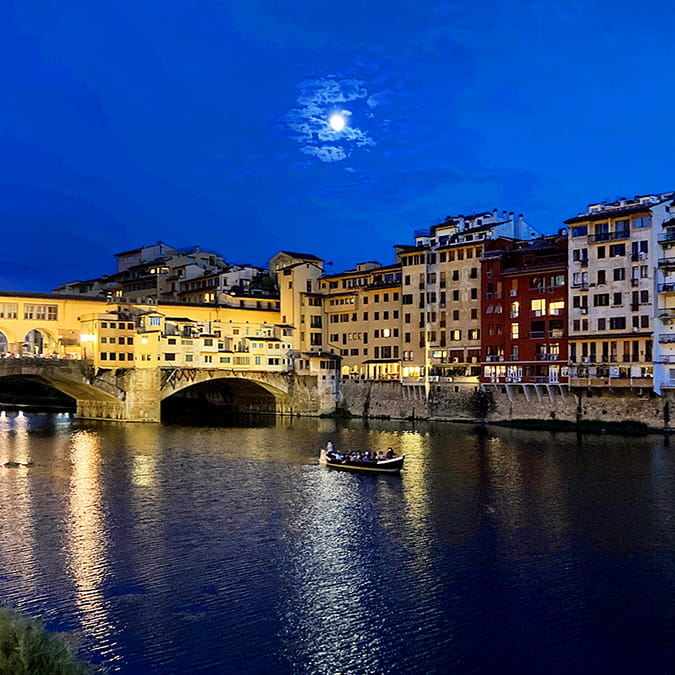 Living in Florence :: Basking in Florence's embrace